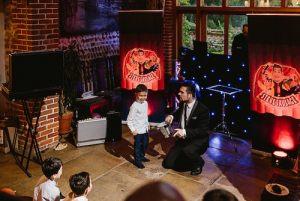 children's entertainment - weddings