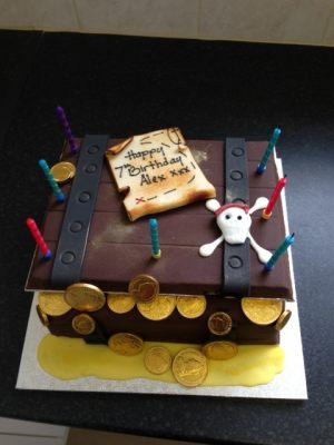 Alex's Birthday Cake
