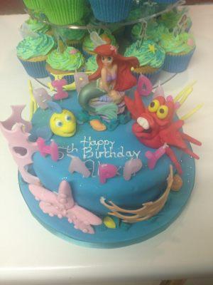 Alexis' birthday cake