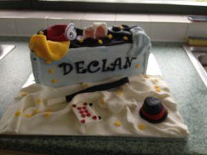 Declan's cake
