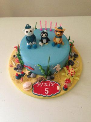 Pixie's birthday cake